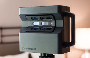 Virtual reality camera for interior 360 capture