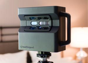 Matterport virtual reality camera