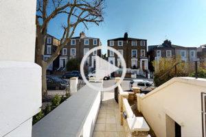London home virtual tour, photos & floor plan marketing example thumbnail