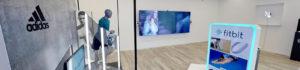 Retail showroom virtual tour header