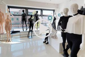 Virtual tour of showroom