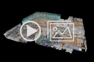 3D matterport dollhouse leisure centre