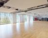Gym studio room